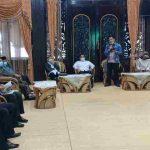 Pertemuan Komisi V DPR RI dan mitra kerja Kemendes PDTT